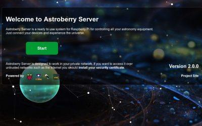 Astroberry Setup – tips and tricks