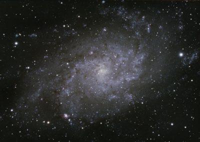 astrophotography gallery M33 Triangulum Galaxy