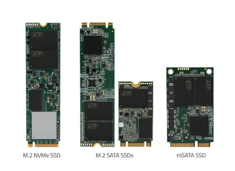 M2 SSD examples