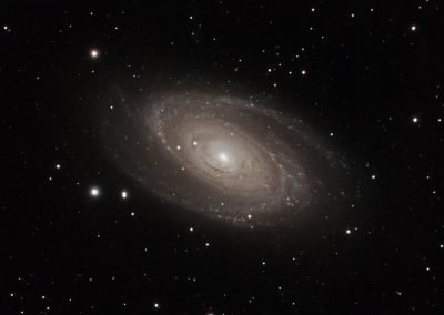 astrophotography gallery Bodes Galaxy