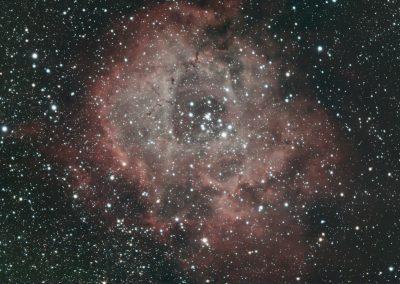 astrophotography gallery Rosette Nebula